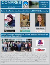 COMPRES newsletter February 2019