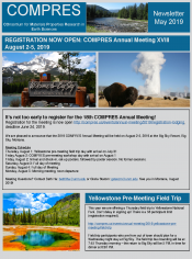 COMPRES newsletter May 2019