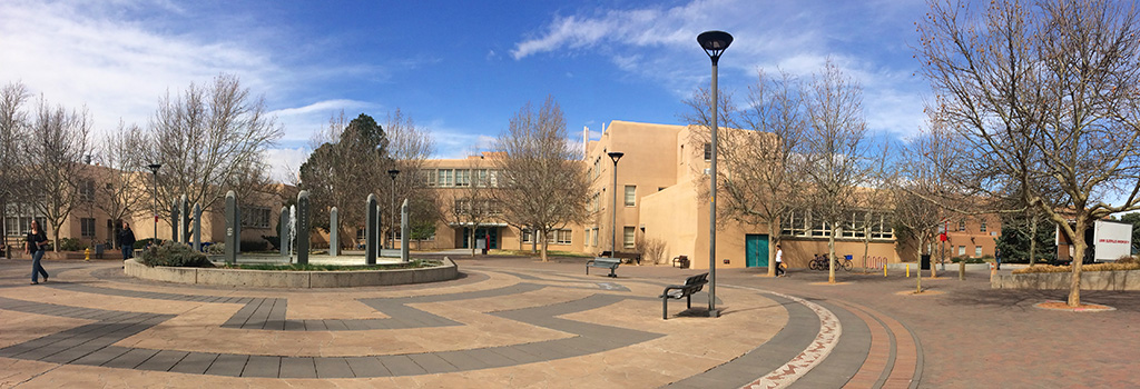 Northrop Hall at The University of New Mexico