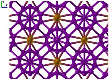 boron structure