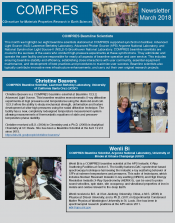 COMPRES newsletter March 2018