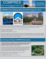 COMPRES newsletter October 2018